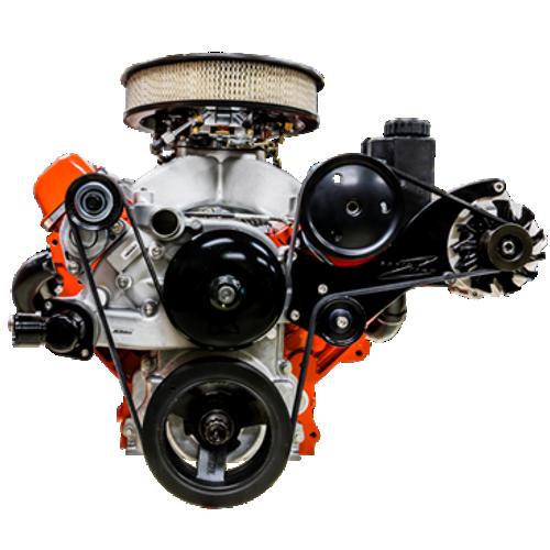Billet Specialties LS Sport Trac Serpentine System (BSP-12500)