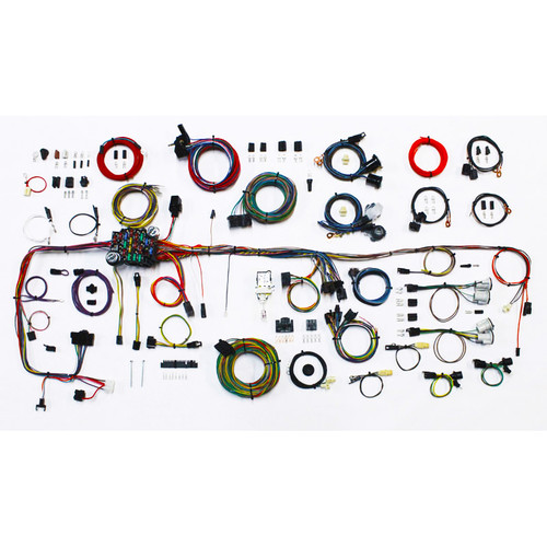 """American Autowire 1983-1987 Chevrolet Truck """"Classic Update"""" Complete Wiring Kit (AME-510706)"""