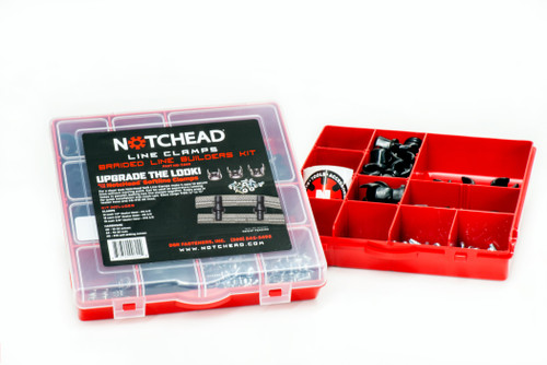 NotcHead Braided Line Builder Kit