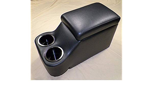 Universal Ford/GM Fullsize Car Center Console - HumpHugger, Black