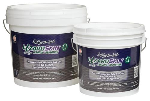 Lizard Skin 2 Gallon Ceramic Insulation, White