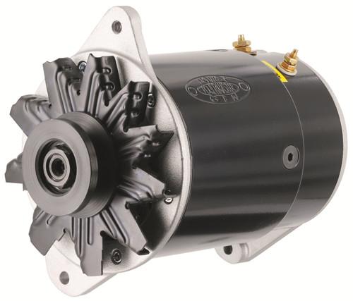 Powermaster GM Short Case PowerGEN Alternator, Black