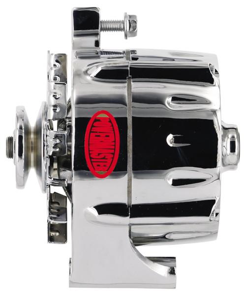 Powermaster Ford 1-Wire 150 Amp Upgrade Alternator, Chrome
