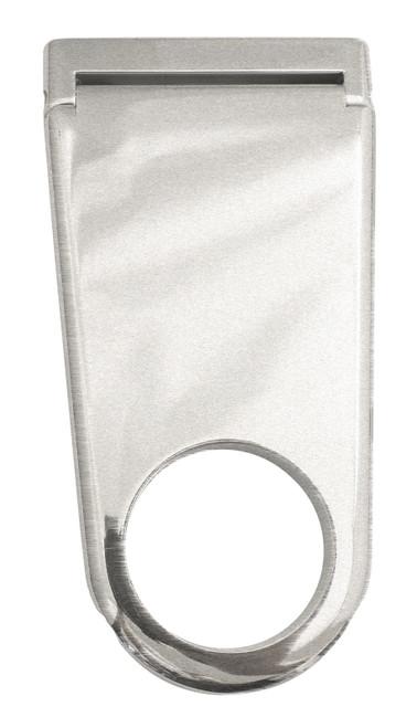 All American Billet Solid 2 Column Drop 2-14 Diameter, Machined Finish (AAB-4322521)