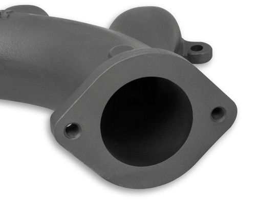 """Hooker Exhuast Manifolds, GM LS w/ 2.5"""" Outlet, Gray"""