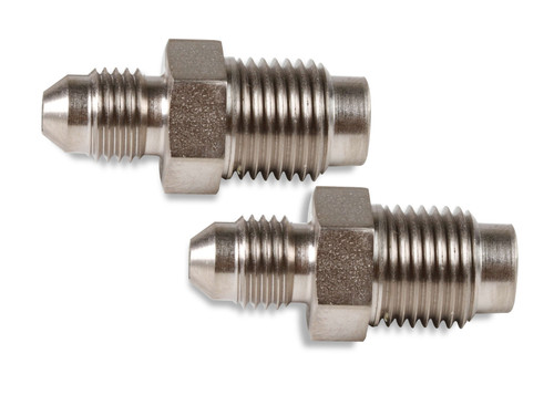 """Earl's Brake Adapter -3AN To 1/2"""" -20 Inverted Flare Male"""