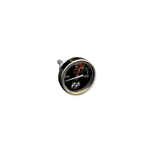 Mooneyes Direct Mount Temperature Liquid Filled Gauge