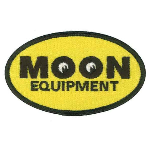 Mooneyes Equipment Oval Patch