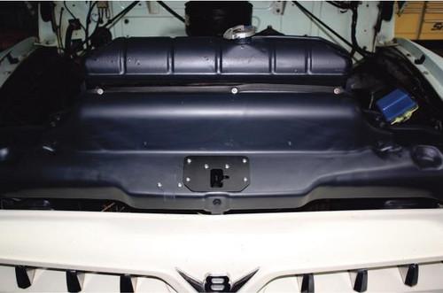 Trique 1953-56 Ford F100 Altman Easy Hood Latch