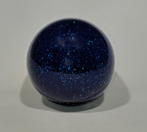 2-1/8 Sparkle Shift Knob, Blue