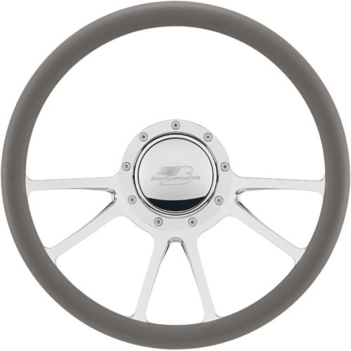 "Billet Specialties 14"" Edge Steering Wheel"