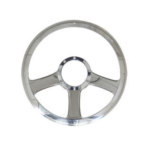 "Billet Specialties 14"" Anthem Steering Wheel"