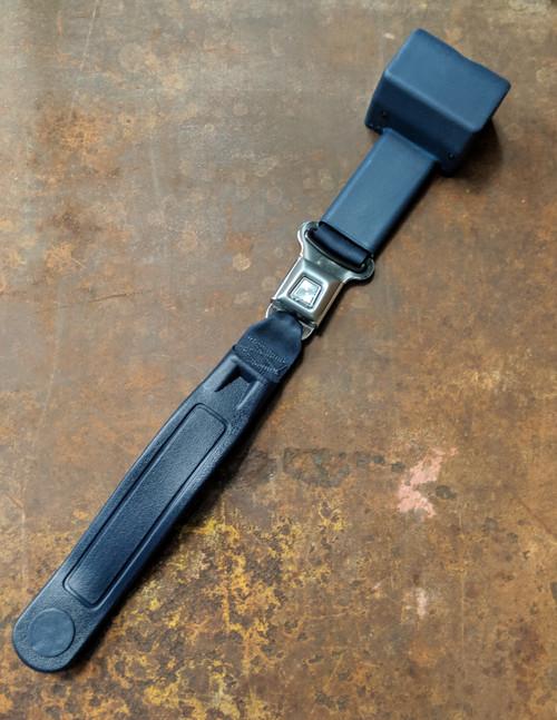 Seatbelt Solutions 2-Point Retractable Lap Belt w/ Starburst Push Button & Sleeve