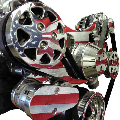 All American Billet Front Drive Systems (AAB-FDS)