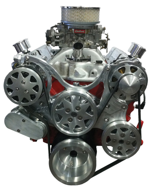 All American Billet Front Drive Systems (AAB-FDS) Small Block Chevy