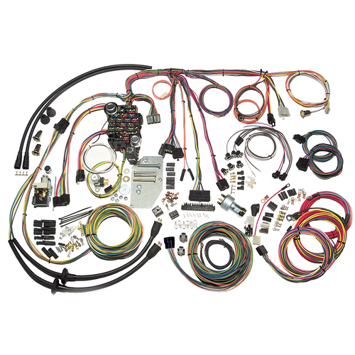"""American Autowire 1955-1956 Chevrolet Car """"Classic Update"""" Complete Wiring Kit (AME-500423)"""