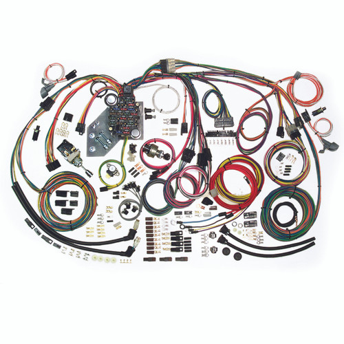"""American Autowire 1947-1955 Chevrolet Truck """"Classic Update"""" Complete Wiring Kit (AME-500467)"""