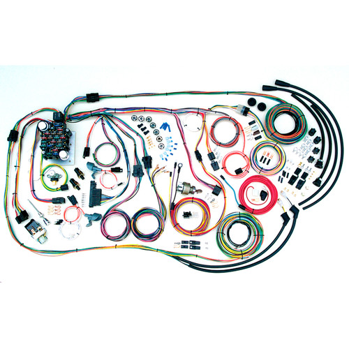 "American Autowire 1955-1959 Chevrolet Truck ""Classic Update"" Complete Wiring Kit (AME-500481)"