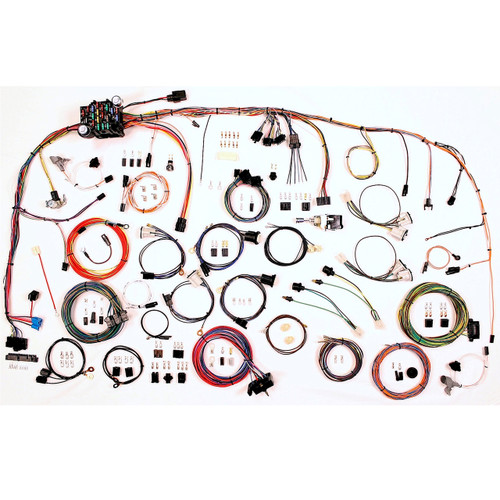 """American Autowire 1973-1982 Chevrolet Truck """"Classic Update"""" Complete Wiring Kit (AME-510347)"""