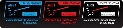 LED Light Options