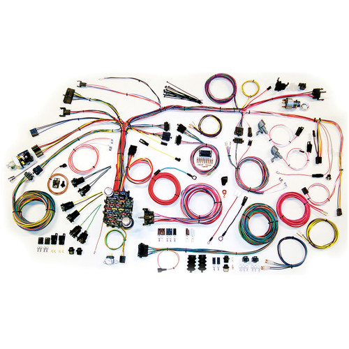 """American Autowire 1967-1968 Chevrolet Camaro """"Classic Update"""" Complete Wiring Kit (AME-500661)"""