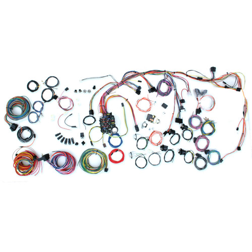 """American Autowire 1969 Chevrolet Camaro """"Classic Update"""" Complete Wiring Kit (AME-500686)"""