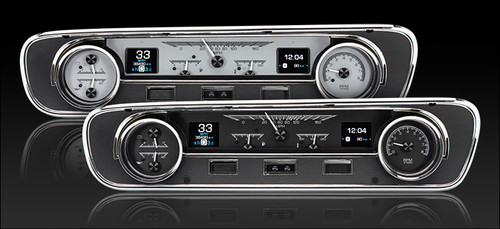 Dakota Digital 1964-1965 Ford Falcon/Mustang HDX Instrument System