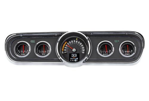 Dakota Digital 1965-1966 Ford Mustang RTX Instrument System