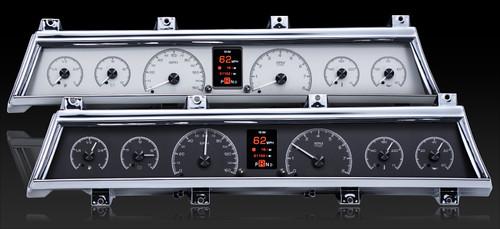 Dakota Digital 1966-1967 Chevelle/El Camino HDX Instrument System