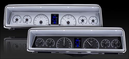 Dakota Digital 1966-1967 Chevy Nova HDX Instrument System