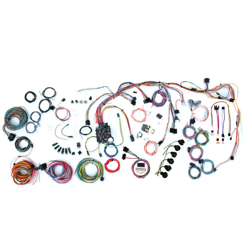 """American Autowire 1968 Chevrolet Nova """"Classic Update"""" Complete Wiring Kit (AME-510201)"""