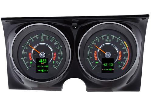 Dakota Digital 1967 Camaro RTX Instrument System