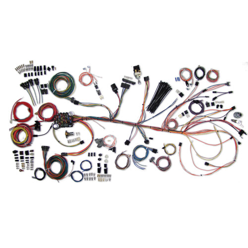 """American Autowire 1964-1967 Chevrolet Chevelle & El Camino* """"Classic Update"""" Complete Wiring Kit (AME-500981)"""
