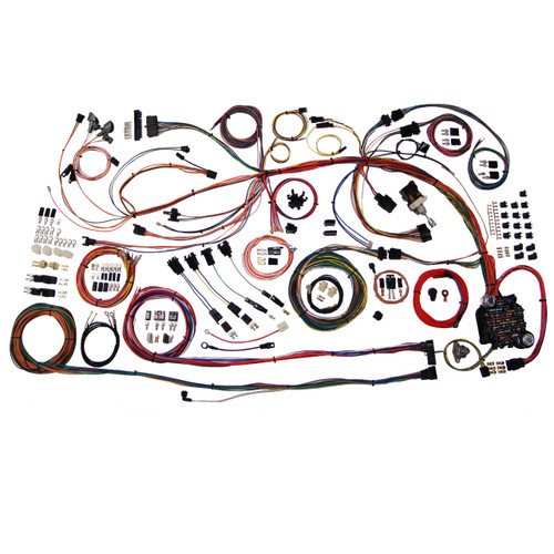 """American Autowire 1968-1969 Chevrolet Chevelle & El Camino* """"Classic Update"""" Complete Wiring Kit (AME-510158)"""