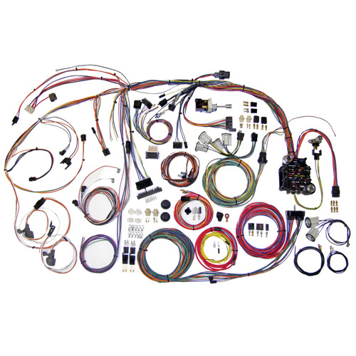 """American Autowire 1970-1972 Chevrolet Chevelle & El Camino* """"Classic Update"""" Complete Wiring Kit (AME-510105)"""