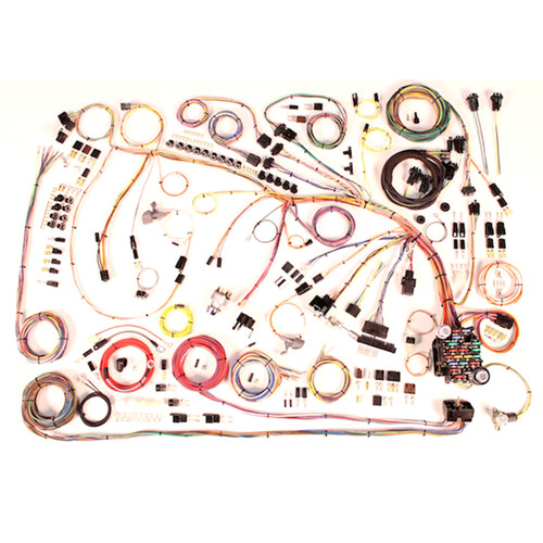 """American Autowire 1965 Chevrolet Impala """"Classic Update"""" Complete Wiring Kit (AME-510360)"""