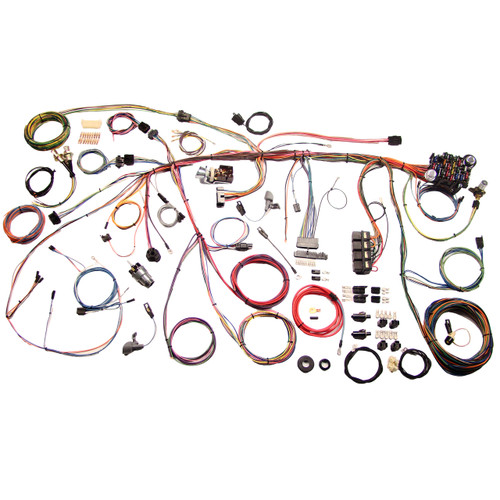 "American Autowire 1969 Ford Mustang ""Classic Update"" Complete Wiring Kit (AME-510177)"