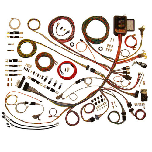 """American Autowire 1953-1956 Ford Truck """"Classic Update"""" Complete Wiring Kit (AME-510303)"""