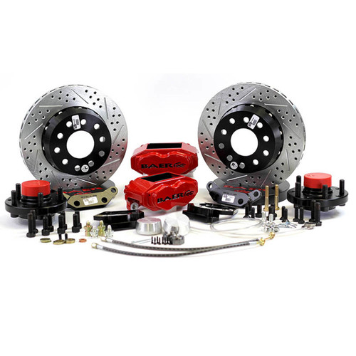 """BAER Brake Systems 11"""" Front SS4+ Brake System (BAE-11SS4+BS)"""