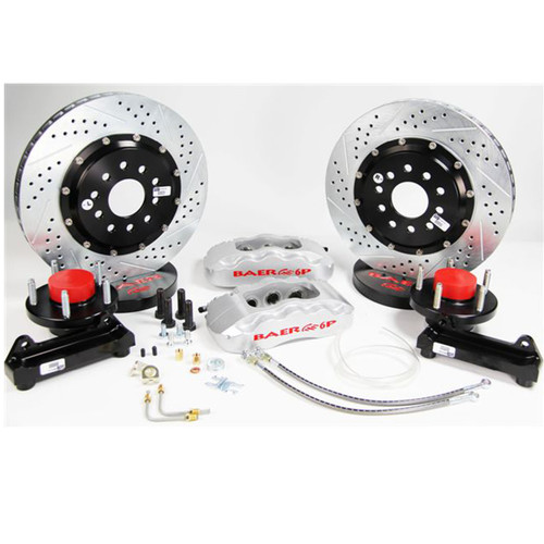 "BAER Brake Systems 14"" Front Pro+ Brake System (BAE-14PRO+BS)"