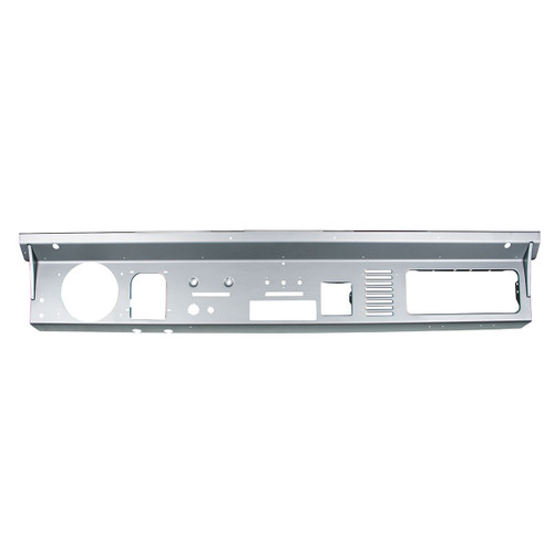 United Pacific 1973-77 Style Dash Panel w/Single DIN Radio Cutout for 1966-77 Ford Bronco