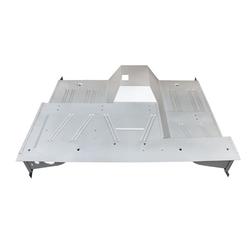 United Pacific Fully Assembled Complete Front Floor Pan For 1968-77 Ford Bronco
