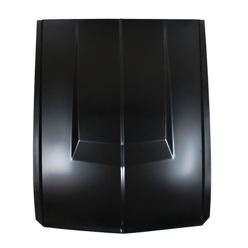 United Pacific Eleanor Style Steel Hood For 1967-68 Ford Mustang Coupe, Convertible, & Fastback