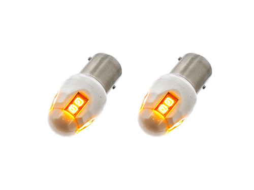 United Pacific High Power 8 LED 1157 Bulb - Amber