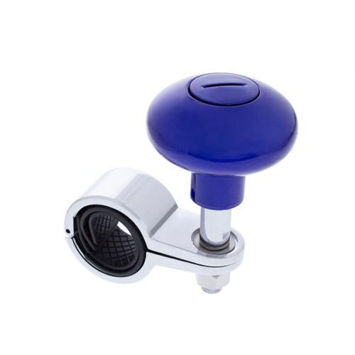 United Pacific Heavy Duty Steering Wheel Spinner - Indigo Blue