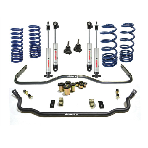 """Ridetech StreetGrip Suspension System for 1964-1967 GM """"A"""" Body (RID-11235010)"""