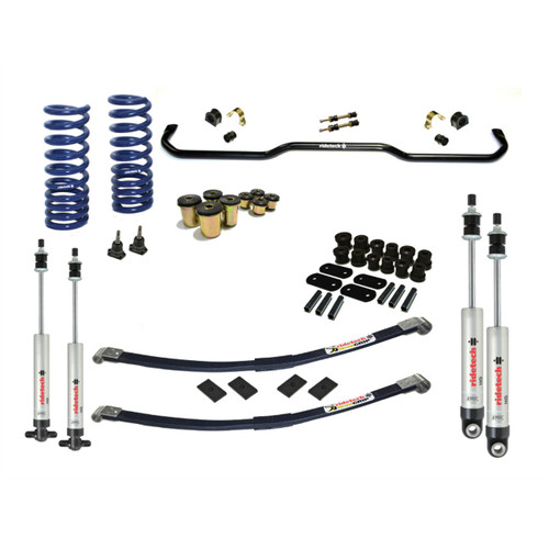 Ridetech StreetGrip Suspension System for 1968-1974 Nova (RID-11265010)