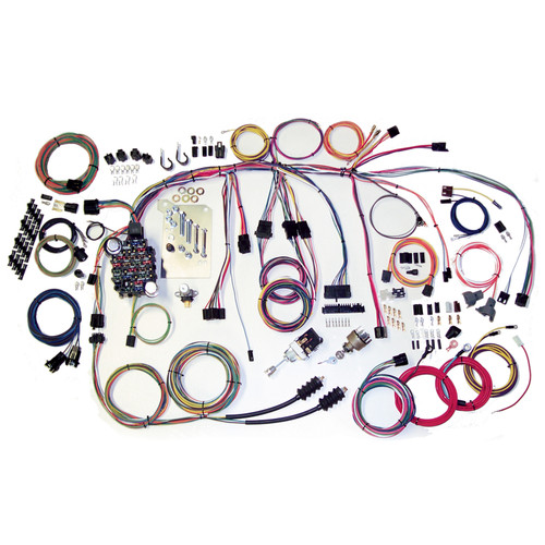 """American Autowire 1960-1966 Chevrolet Truck """"Classic Update"""" Complete Wiring Kit (AME-500560)"""