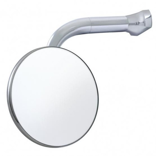 """United Pacific  1-1/2"""" Long Peep Mirror Extension Post"""