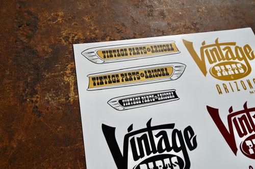 VPA Decal Sheet-Large
